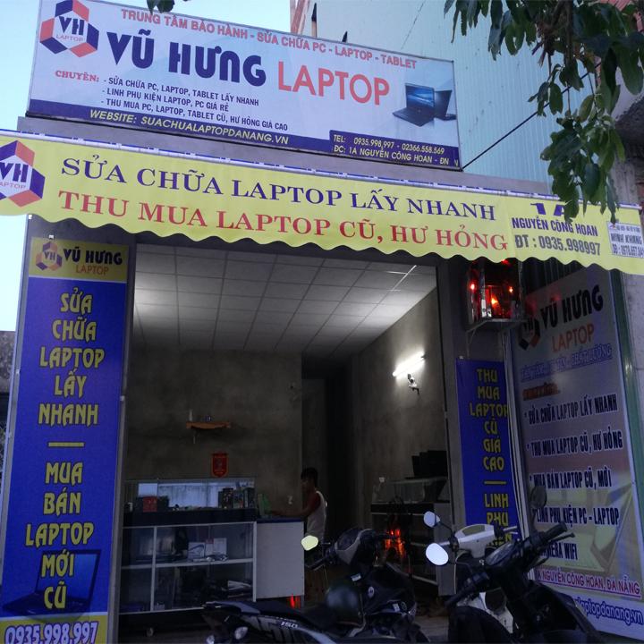 Địa điểm sửa chữa laptop uy tín tại Đà Nẵng